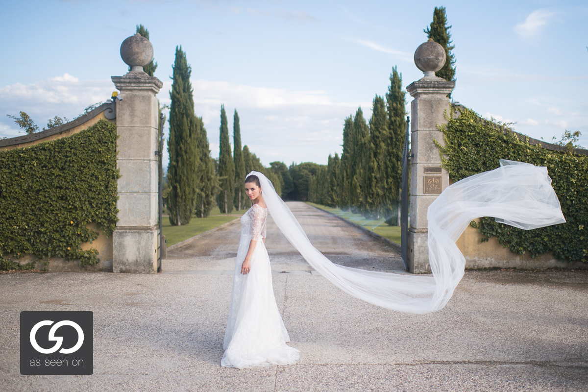 Luxury Italy wedding Il Borro Tuscany