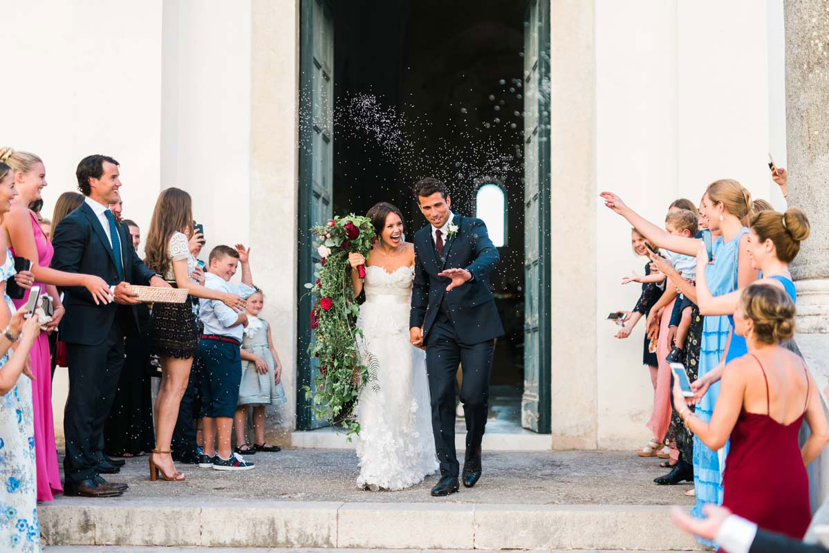 Boho Chic Amalfi Coast Wedding Belmond Caruso 16