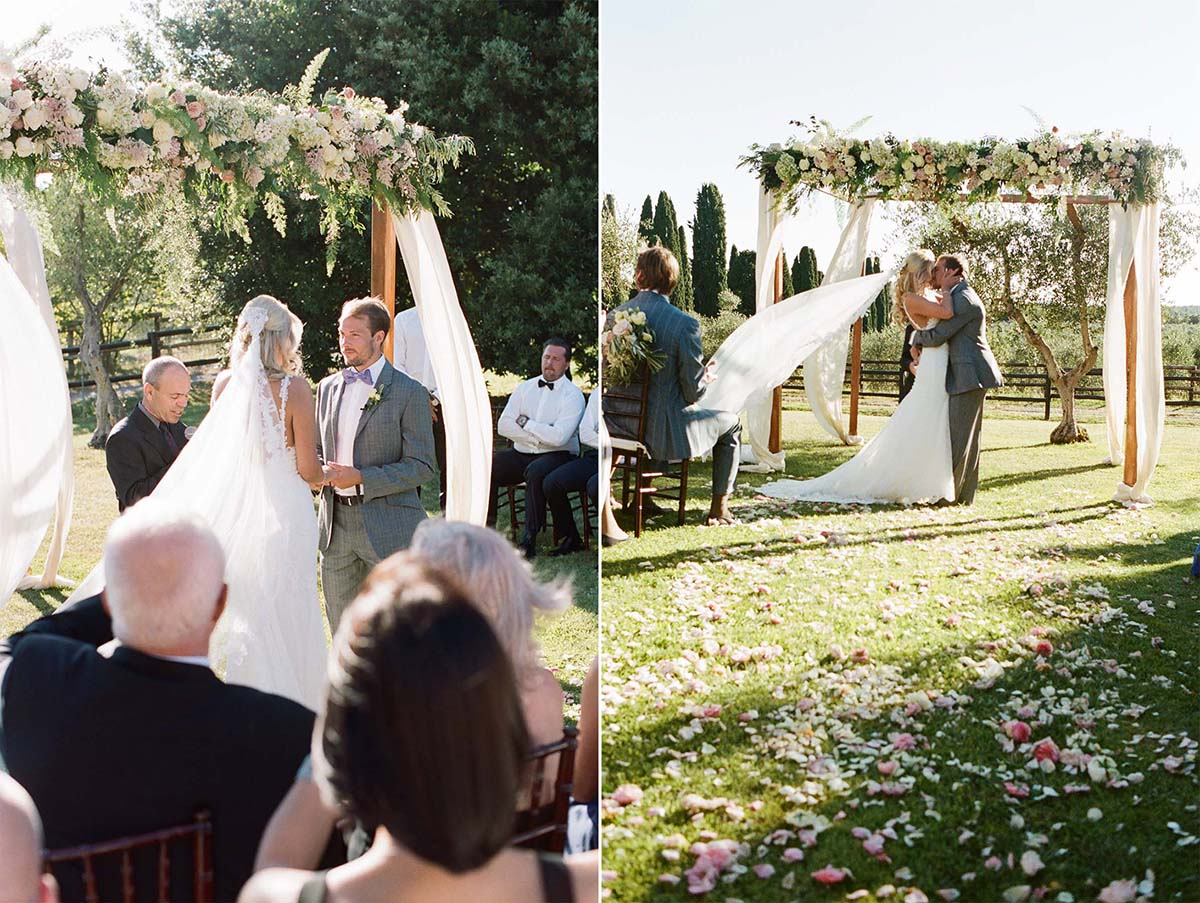 Tuscany Vineyard Wedding Planner 10
