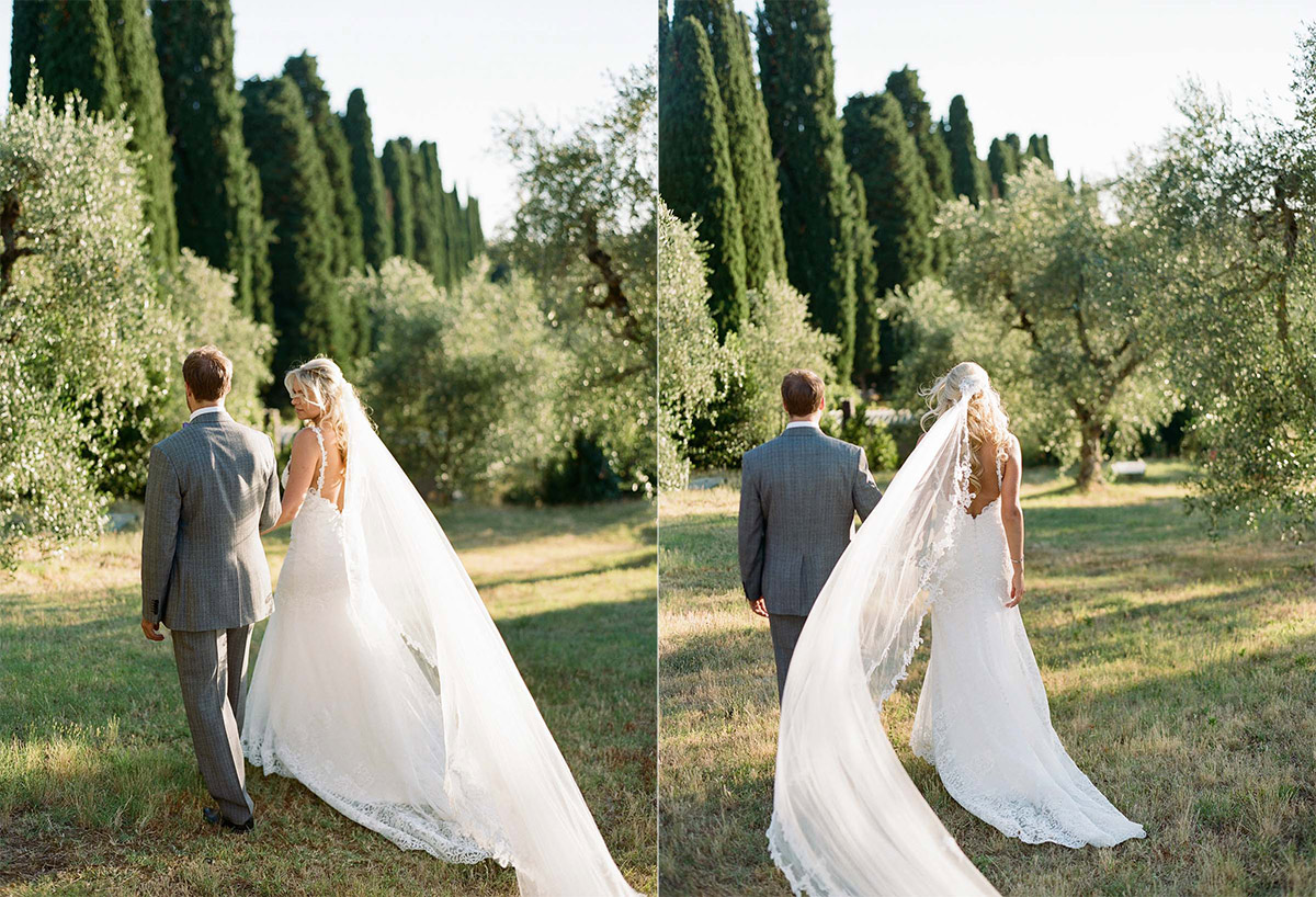 Tuscany Vineyard Wedding Planner 16
