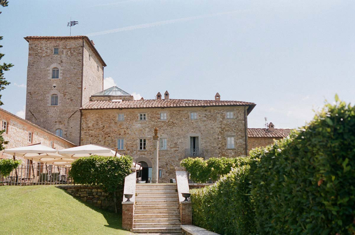 Tuscany Borgo Scopeto Relais Wedding
