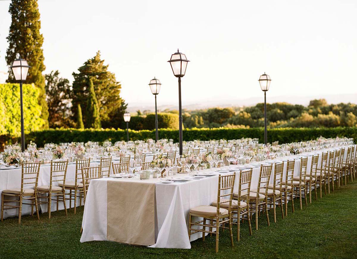 Tuscany Vineyard Wedding Planner 22