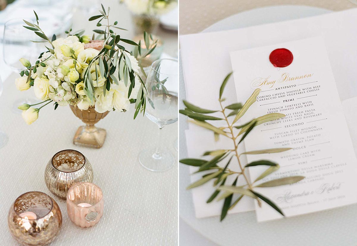 Tuscany Vineyard Wedding Planner 26