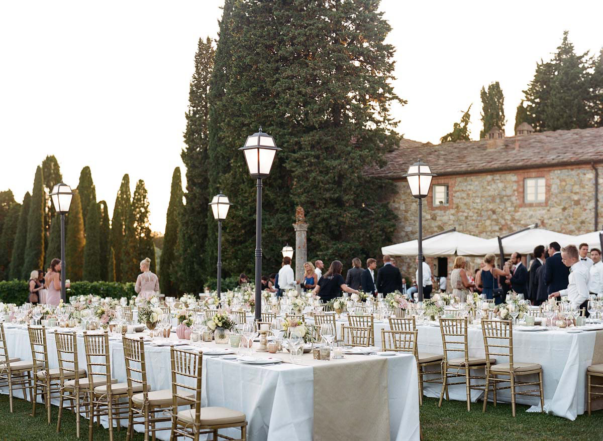 Tuscany Vineyard Wedding Planner 27