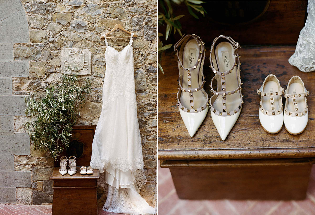 Tuscany Vineyard Wedding Planner 3