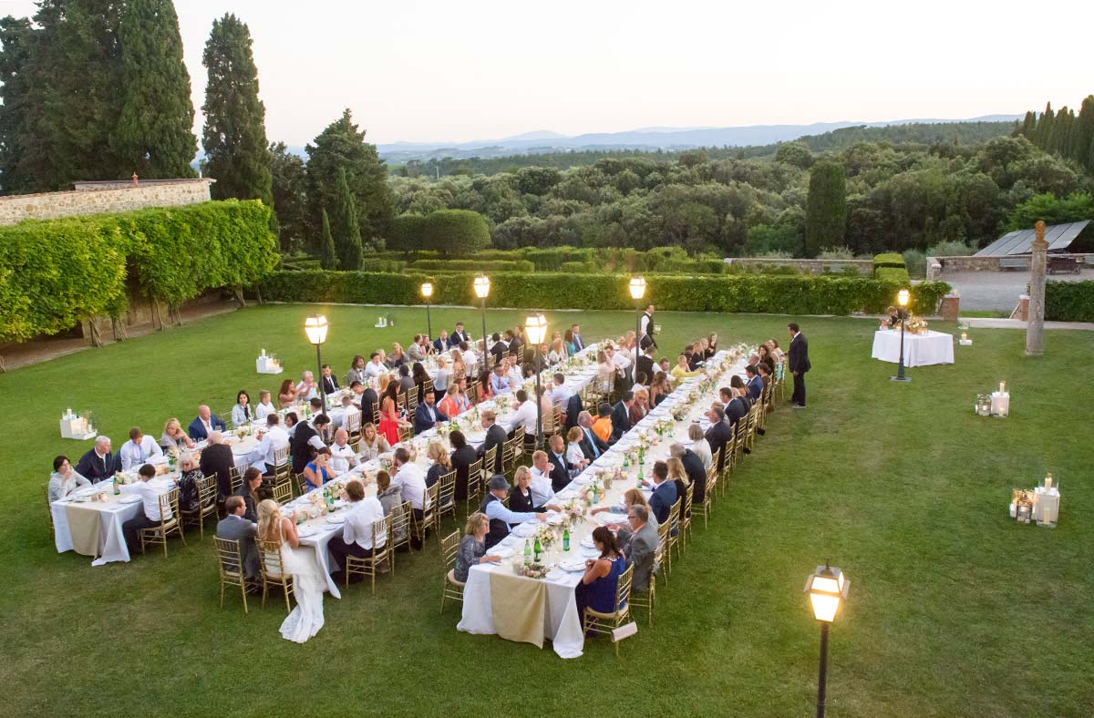 Tuscany Vineyard Wedding Planner 28